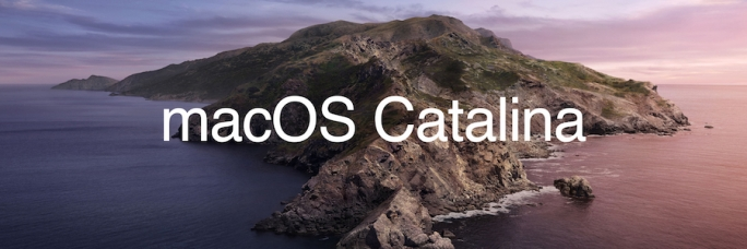 EdiApps and macOS Catalina Compatibility Info