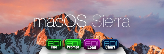 EdiApps now compatible with macOS Sierra