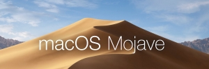 EdiApps and macOS Mojave