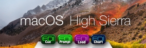 EdiApps now compatible with macOS High Sierra