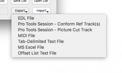EdiLoad - The Sound Editor's Workflow Toolkit